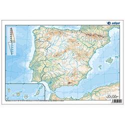 Espagne muette, Physique,...