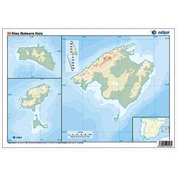 Illes Balears mut, Físic,...