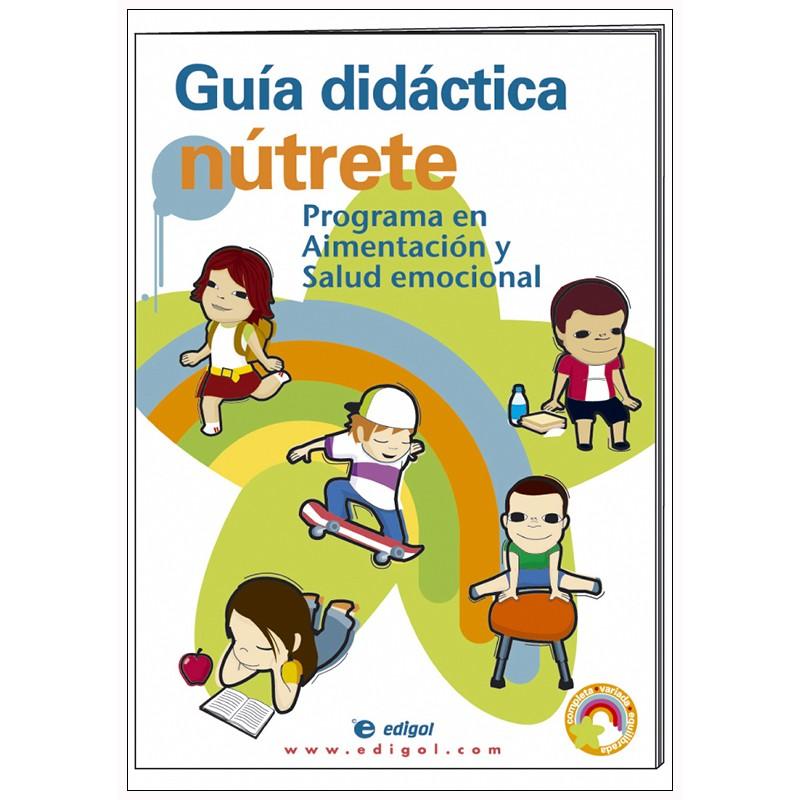 Salud - Guía de la nutrición  Nútrete