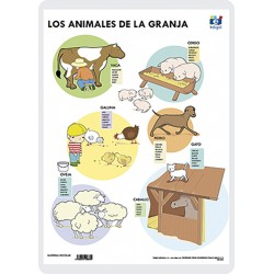 Los animales de la granja