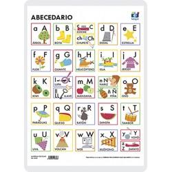 Abecedario (tipografía palo...
