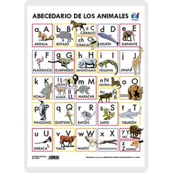 Alphabet of the animals