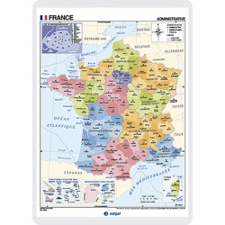 France, Administrative, 42...
