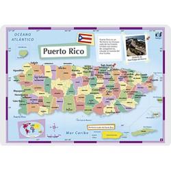 Puerto Rico, 42 x 30 cm