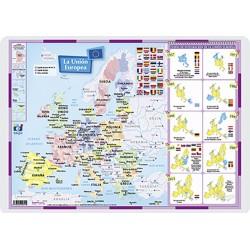 La Unión Europea, 42 x 30 cm