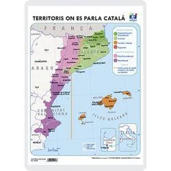Territoires où le catalan...