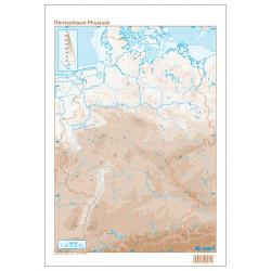 Alemanya, Físic, 22.5 x 32 cm