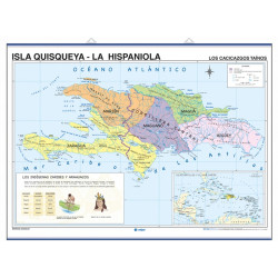 Île Quisqueya - Les...