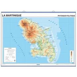 Martinique, Físic-Polític /...