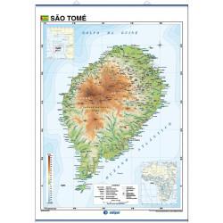 Île du São Tomé,...