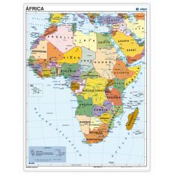 África, Político, 70 x 50...