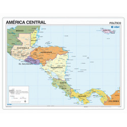 Amérique Centrale,...