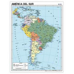 South America, Political,...
