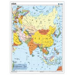 Àsia, Polític, 70 x 50 cm,...