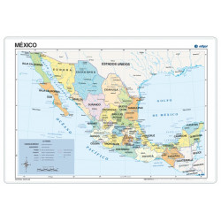 Mexique, Politique, 70 x 50...