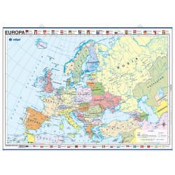 Europa, Físic / Polític, 70...