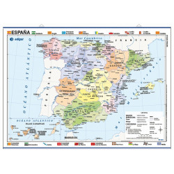 Espagne, Physique /...