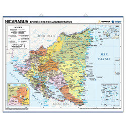 Nicaragua, Físico /...