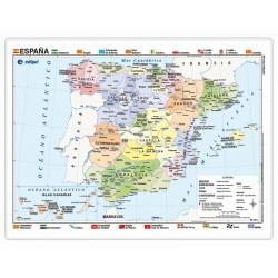 España, Físico / Político,...