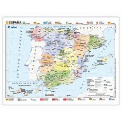 Espanya, Físic / Polític,...