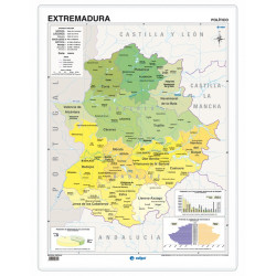 Extremadura, Físico /...