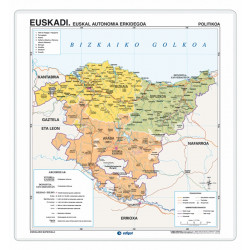 Euskadi, Fisikoa /...