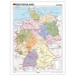 Alemania, Político, 70 x 50...