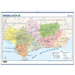 Mini-mural - Andalucía, político