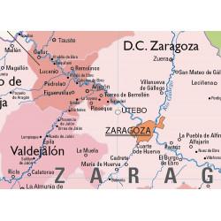 Mini-mural - Aragón, político