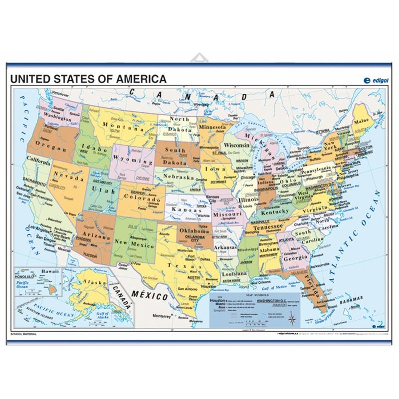 Mini-mural - United States, political