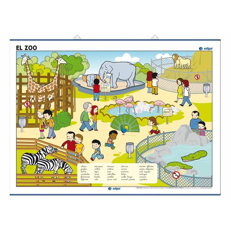 Infantil - El Zoo / La Granja
