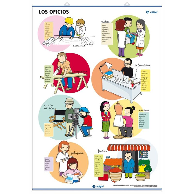 Infantil - Los Oficios / El Transporte