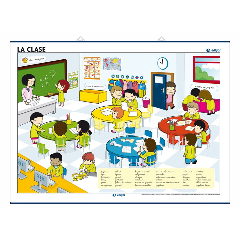 Infantil - La Clase / El Patio