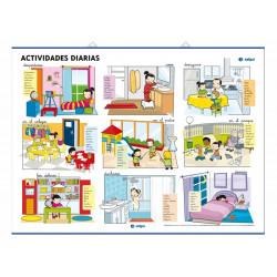 Infantil - El Tiempo / Las Actividades diarias