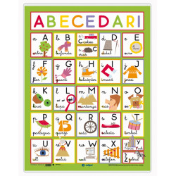 Abecedari / Abecedari mut
