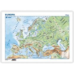 Europe, Physique, 42 x 30 cm
