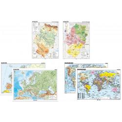 Murales: Aragon + Europe +...