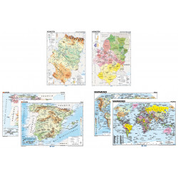 Murales: Aragon + Espagne +...