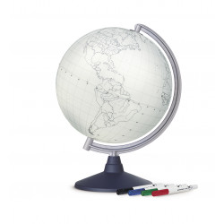 Outline Earth Globe Ø 30 cm